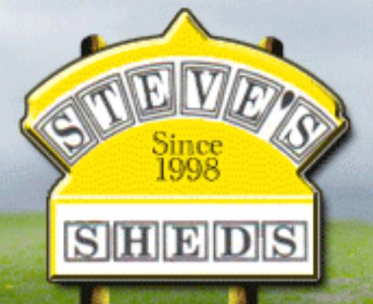 Steve's Sheds